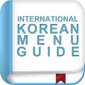 Korean Menu Guide icon