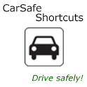 CarSafe Shortcuts icon