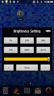 Brightness Scheduler- screenshot thumbnail