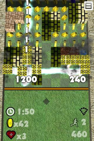 Brick Bow HD - screenshot