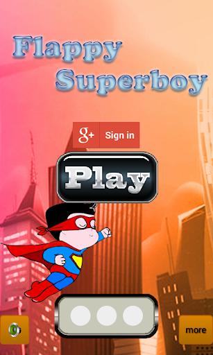 Flappy Superboy