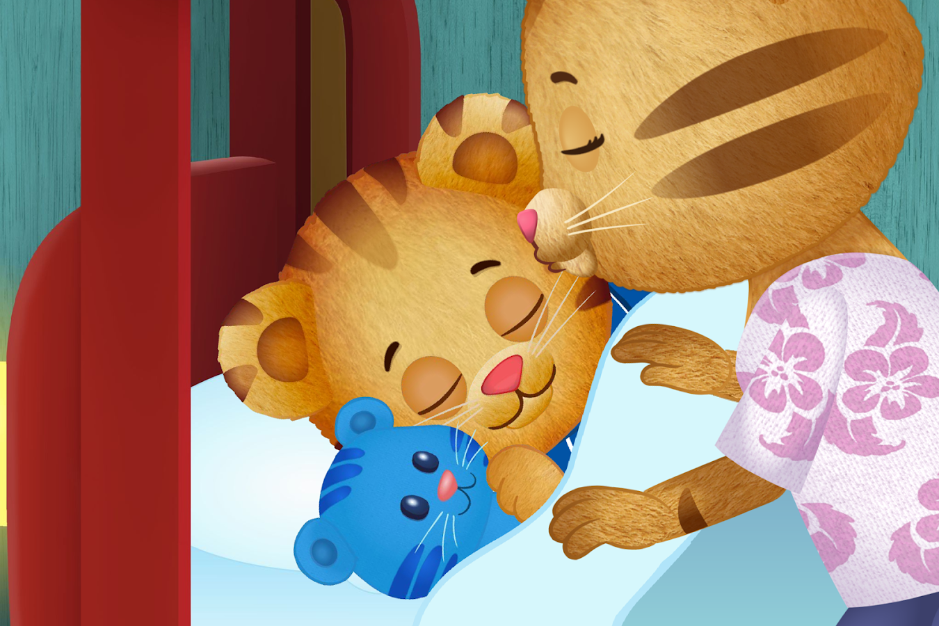 Daniel Tiger's Day & Night- screenshot