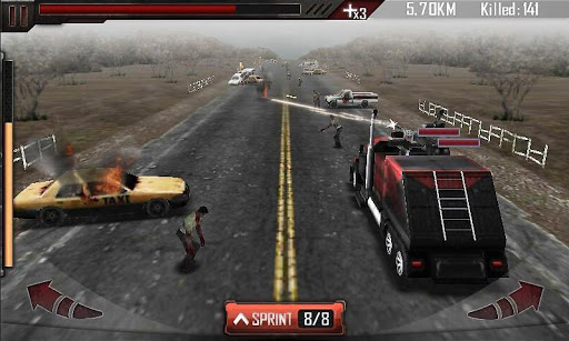 Zombie Roadkill 3D 1.0.8 screenshots 2