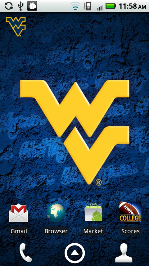 West Virginia Revolving WP - screenshot