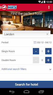 Hotel Search HRS (New) - screenshot thumbnail