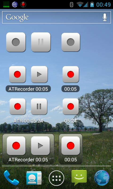 All That Recorder Lite - screenshot