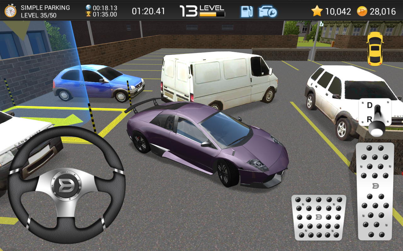 Car Parking Game 3D - Real City Driving Challenge - Google Play ...