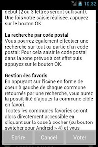 Codes Postaux screenshot 3