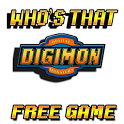 Who's that Digimon Free icon