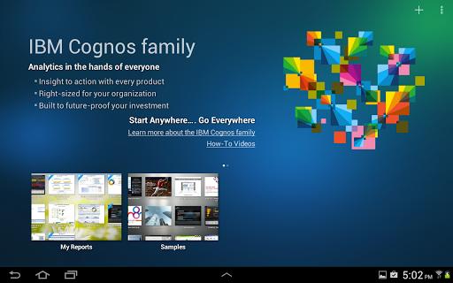 玩免費商業APP|下載IBM Cognos Mobile app不用錢|硬是要APP