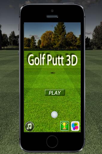 Golf Putt 3D