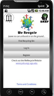WeRecycle- screenshot thumbnail