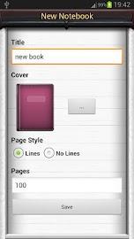 Notebooks Screenshot 3