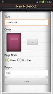 Notebooks - screenshot thumbnail