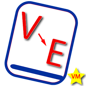 Vietnamese English Dictionary LOGO-APP點子