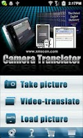 Screenshot of ScanDic CameraTranslator US/EU