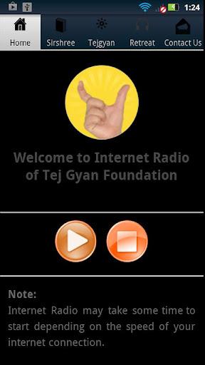 TGF Internet Radio