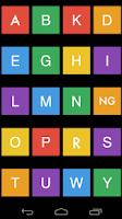 Screenshot of Filipino Alphabet