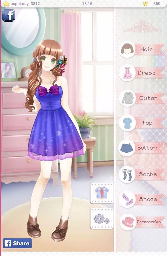 Romantic Dating Dress Up Games