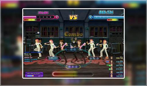 Nhảy Audition - Au Mobile 3D