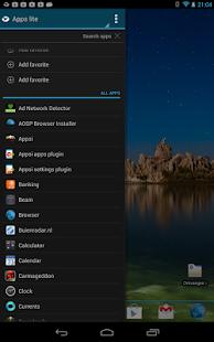 Appsi sidebar Screenshot 13