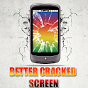 Better Cracked Screen logo