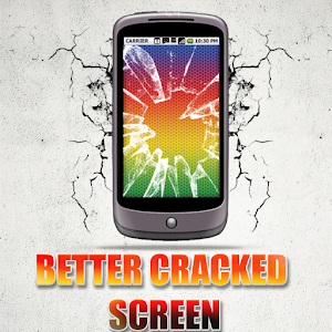 Better Cracked Screen for PC and MAC