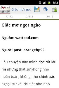 Giac mo ngot ngao (full) - screenshot thumbnail