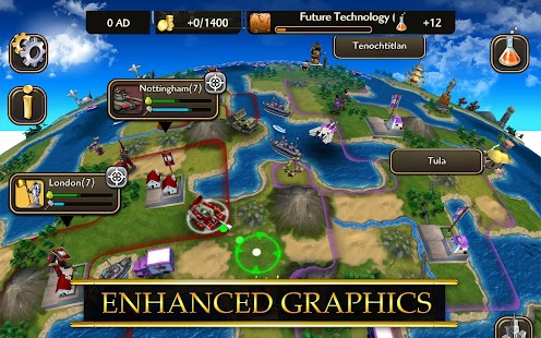 Civilization Revolution 2 Screenshot 1