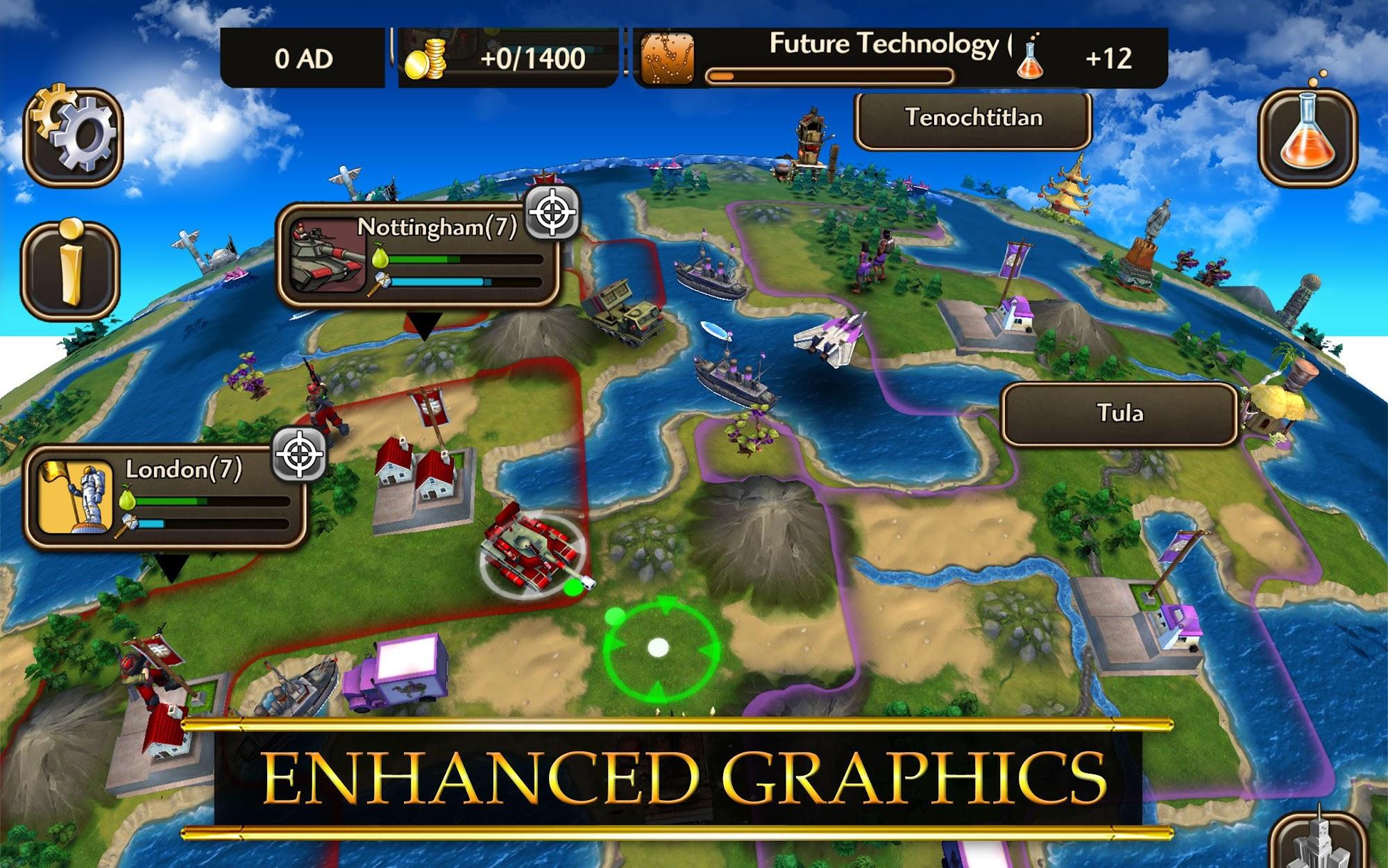 Civilization Revolution 2 screenshot #1