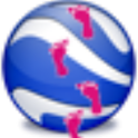 GPS2GoogleEarth logo