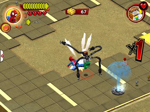 LEGO ® Marvel Super Heroes  screenshots 13