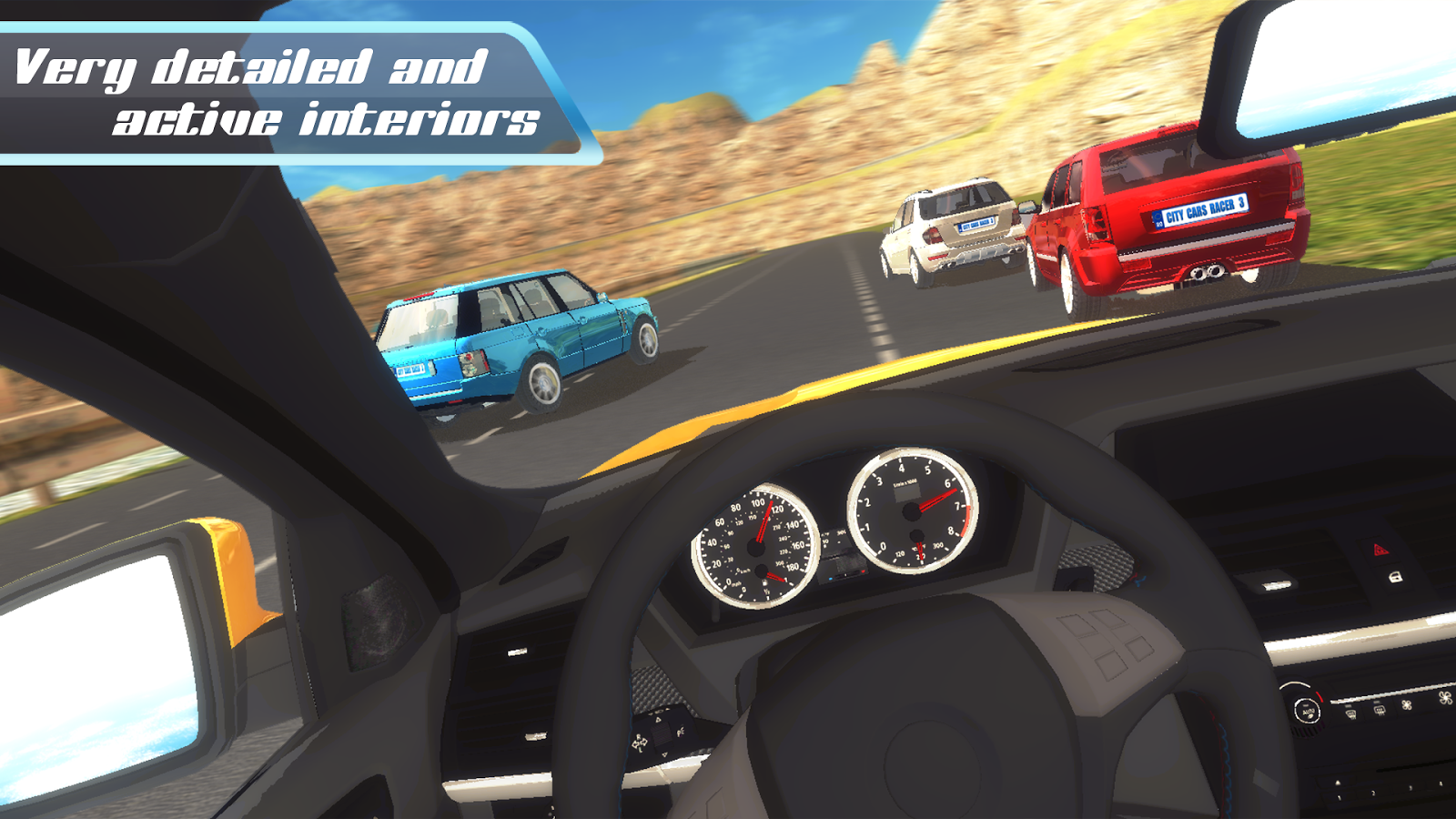 City Cars Racer 3 v1.12