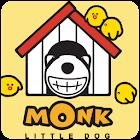 멍크 옐로우 카카오톡 테마 icon