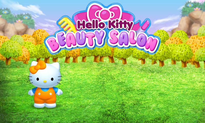 Hello Kitty Beauty Salon LW - screenshot