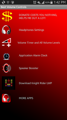 Best Volume Settings FREE