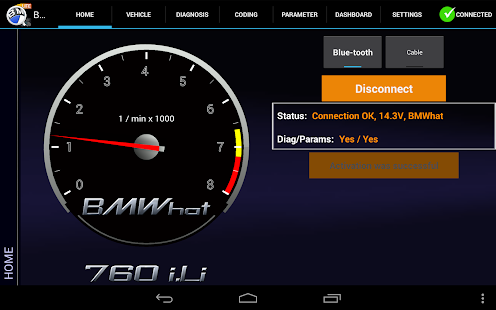 iViNi app Lite for BMW- BMWhat