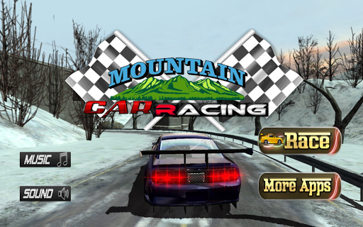 Mountain Car Racing 3D