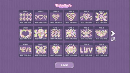 Valentine's Mahjong Tiles APK screenshot thumbnail 21