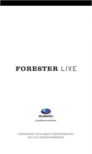 無料生活AppのSUBARU FORESTER LIVE|記事Game