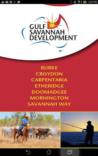 The Gulf Savannah Development