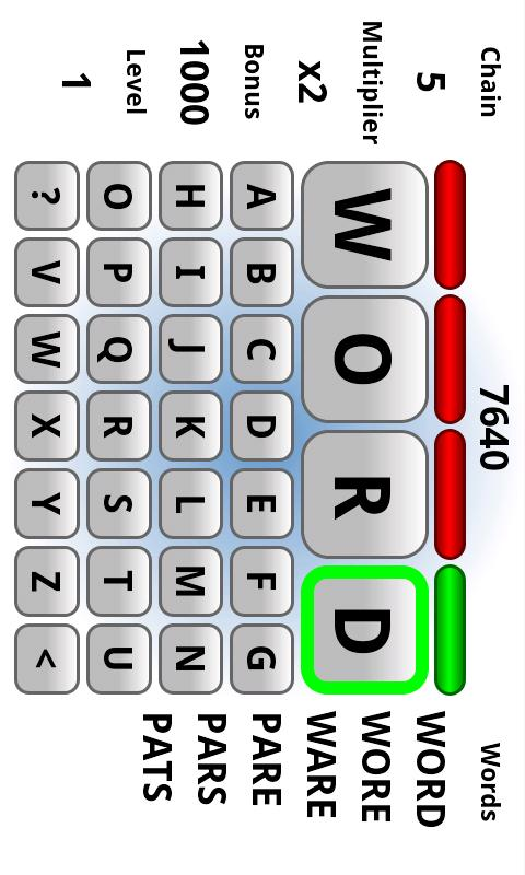 Word Chain- screenshot