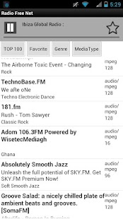 Radio Free Net: Music and Talk - screenshot thumbnail