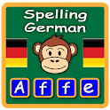 Learn to write German words. icon