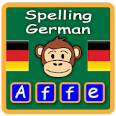 Learn to write German words.