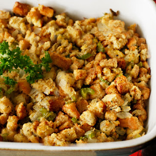 Thanksgiving Stuffing.