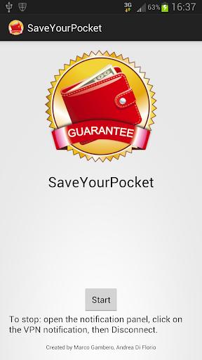 SaveYourPocket
