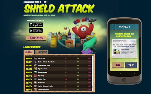 Shield Attack - screenshot thumbnail