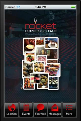 Rocket Espresso Bar