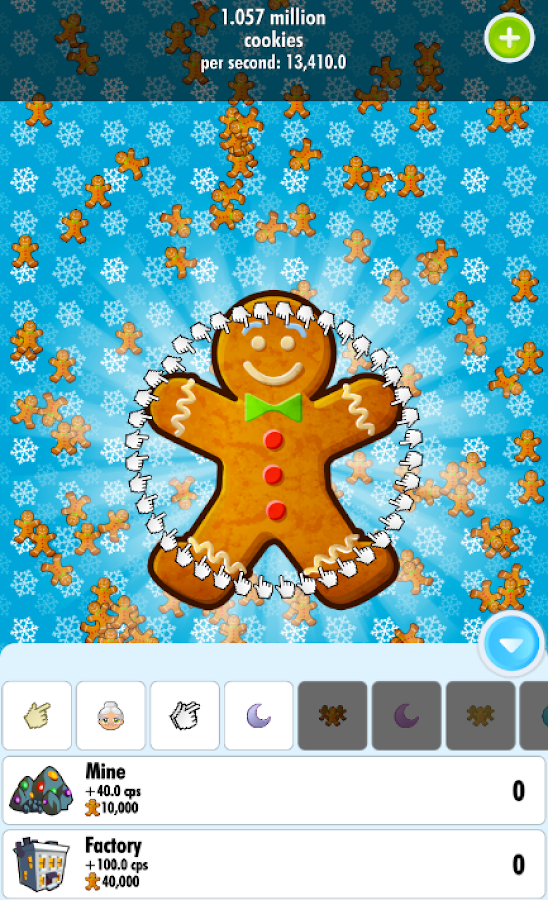How to get christmas cookies cookie clicker